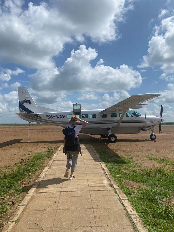 Masai Mara Kenya safari by air