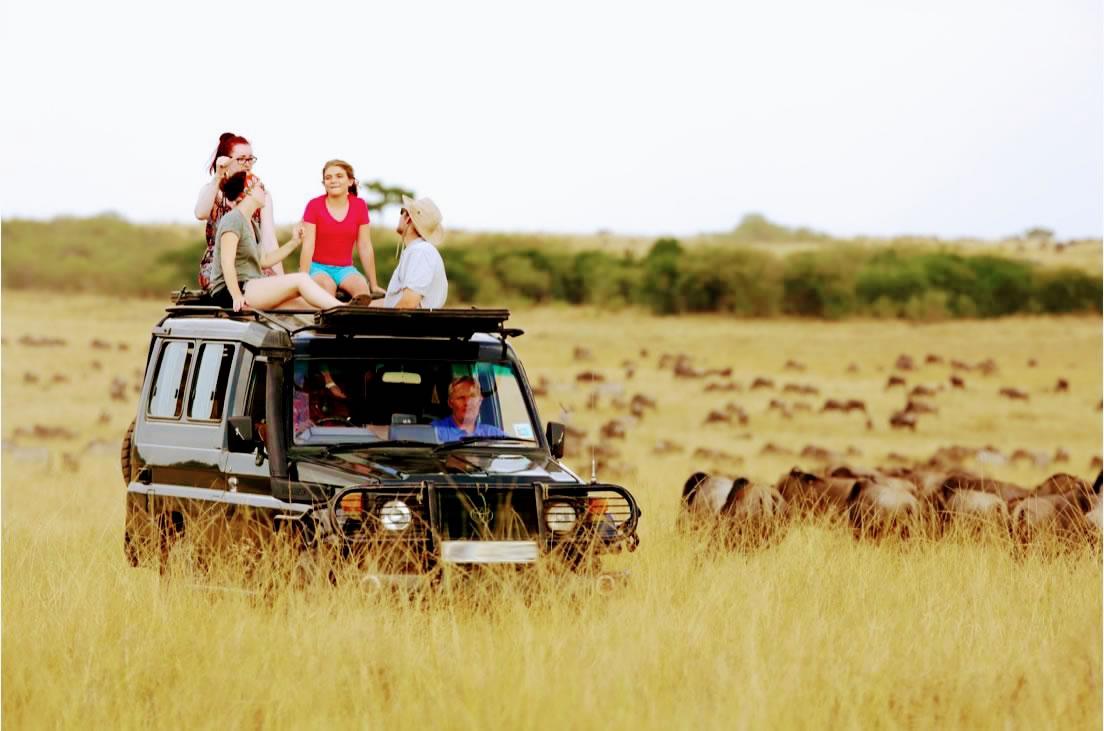East Africa Adventure Tour & Safaris